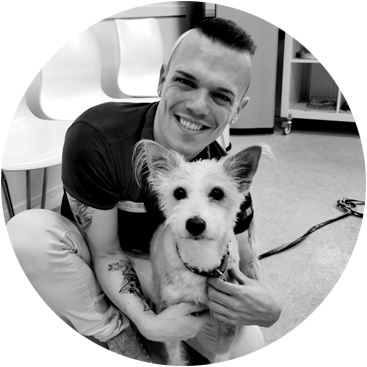 Peter Breit, Tierarzt aus Berlin